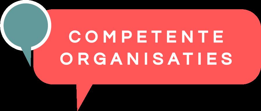Competente organisaties